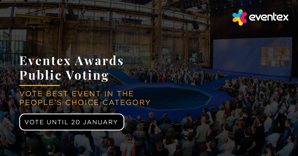 Vote best event in the People's Choice category | Eventex ...