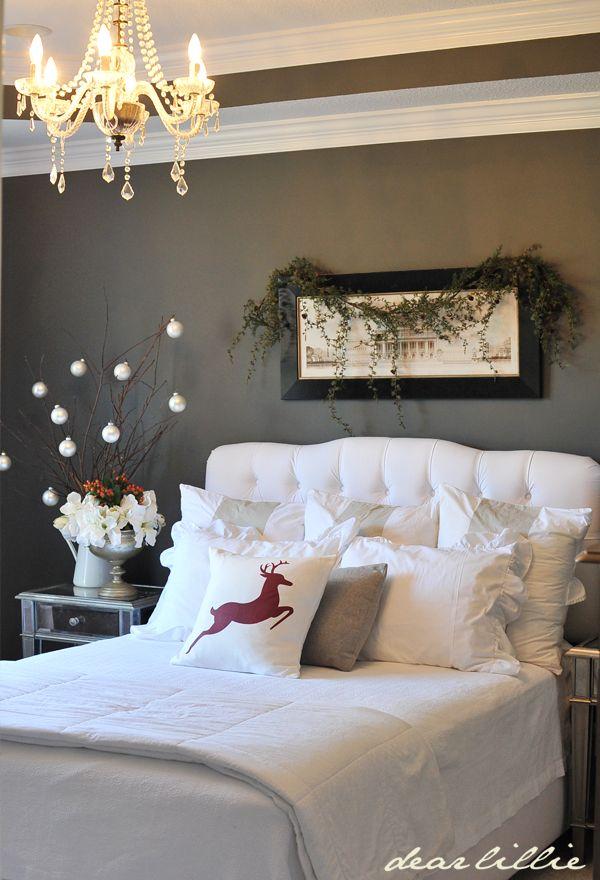 Christmas Bedroom Decorations