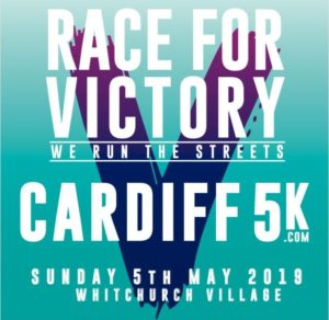 Cardiff 5K - Race For Victory 2019 @ Whitchurch Village