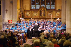 Chepstow Choral Society Spring Concert @ St Mary's Church
