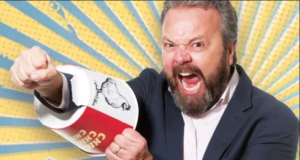 Hal Cruttenden at Wyeside Arts Center