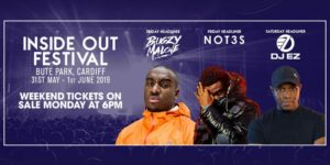 Inside Out Festival 2019 @ Bute Park