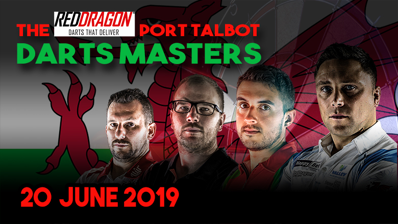Red Dragon Port Talbot Darts Masters
