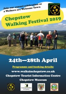 Chepstow Walking Festival 2019 @ Various location