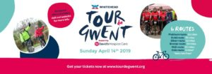 Whitehead Tour de Gwent Sportive @ Caerleon Comprehensive School