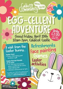 Egg-cellent Adventure at Caldicot Castle @ Caldicot Castle