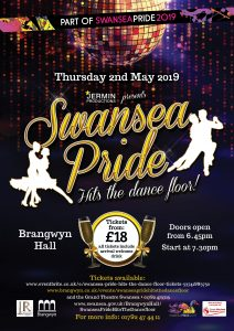Swansea Pride Hits the Dance Floor @ Brangwyn Hall