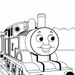 20  Free Printable Thomas And Friends Coloring Pages     Easy Printable Thomas And Friends Coloring Pages for Children PTyqX