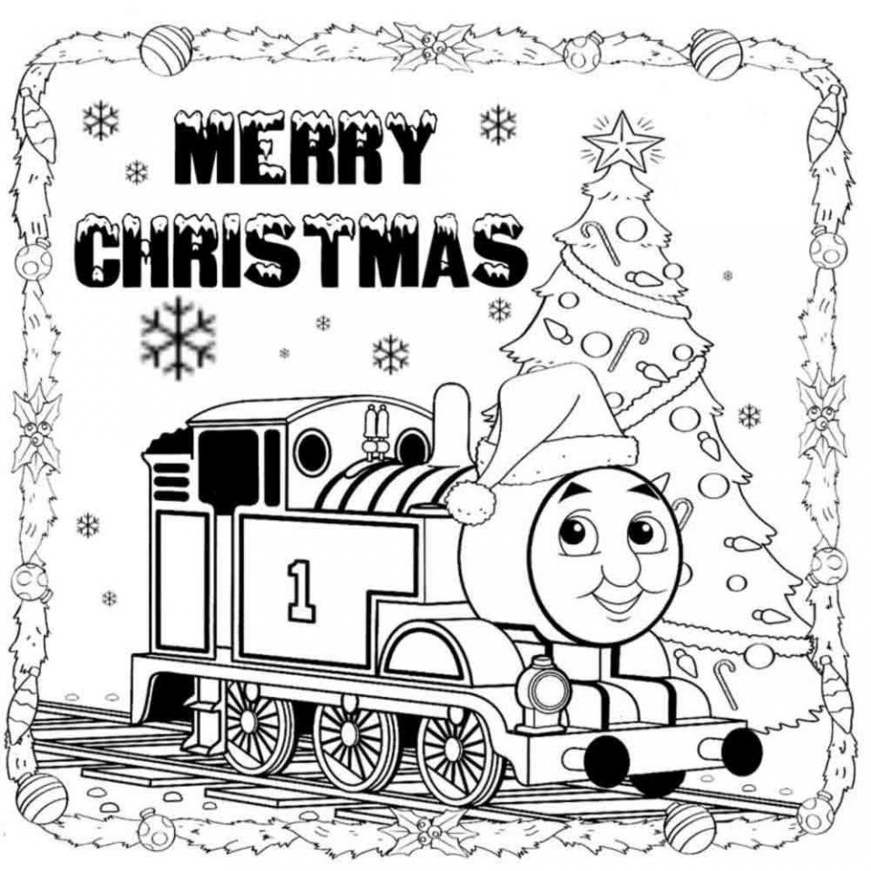 Thomas Train Coloring Pages Printable thomas the train coloring ...
