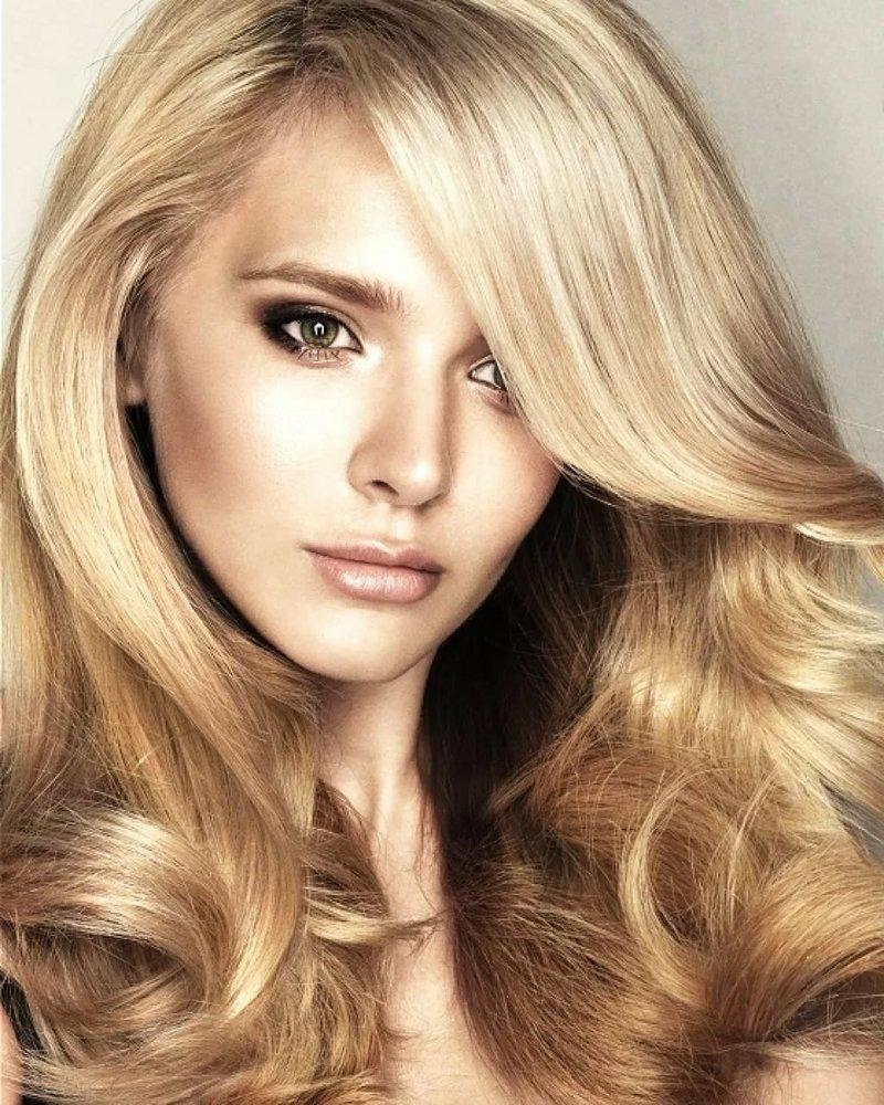 blonde hair dye - 560×700