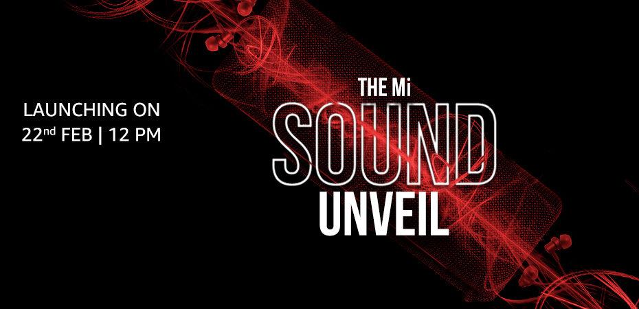 Mi Sound Unveil
