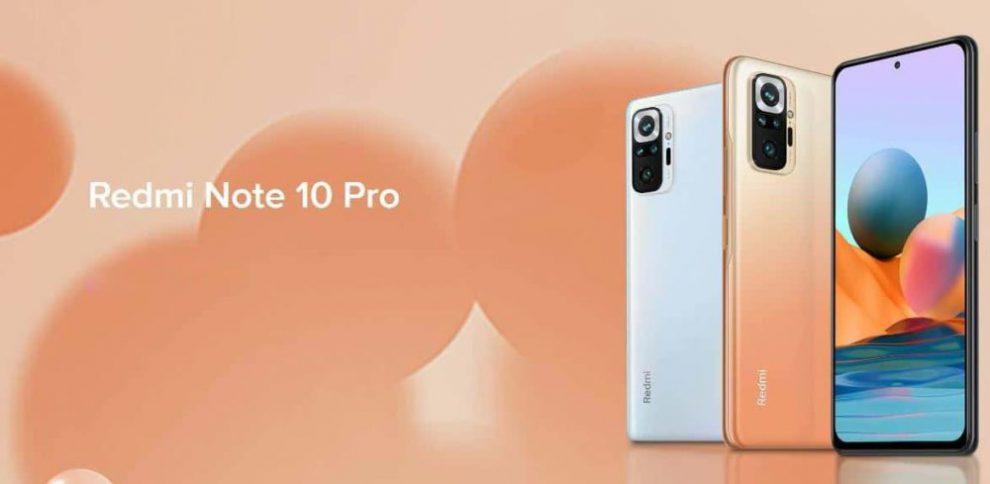 Redmi Note 10 Pro banner