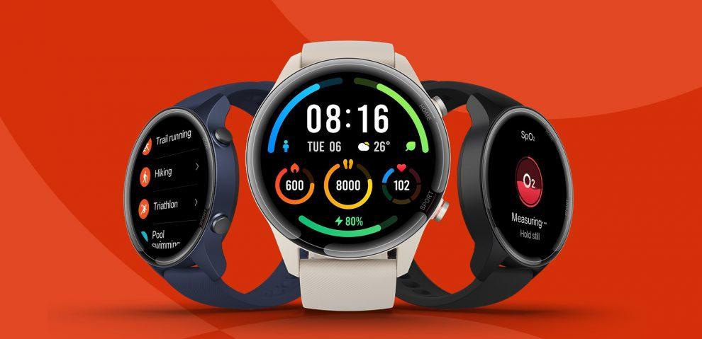 mi watch revolve active 1
