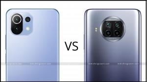Xiaomi 11 Lite NE 5G vs Mi 10i 300x168 c