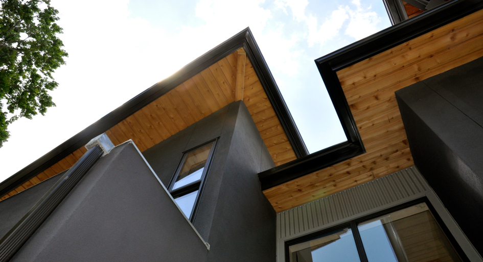 An Ecological Home Addition In Southwestern Ontario
