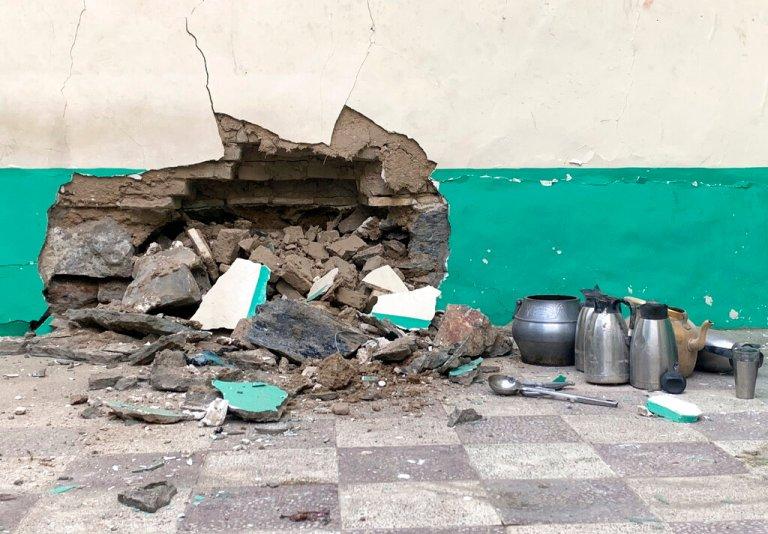 Watch Suicide assault on Shiite mosque in Afghanistan kills 47 – Texas U.S. News