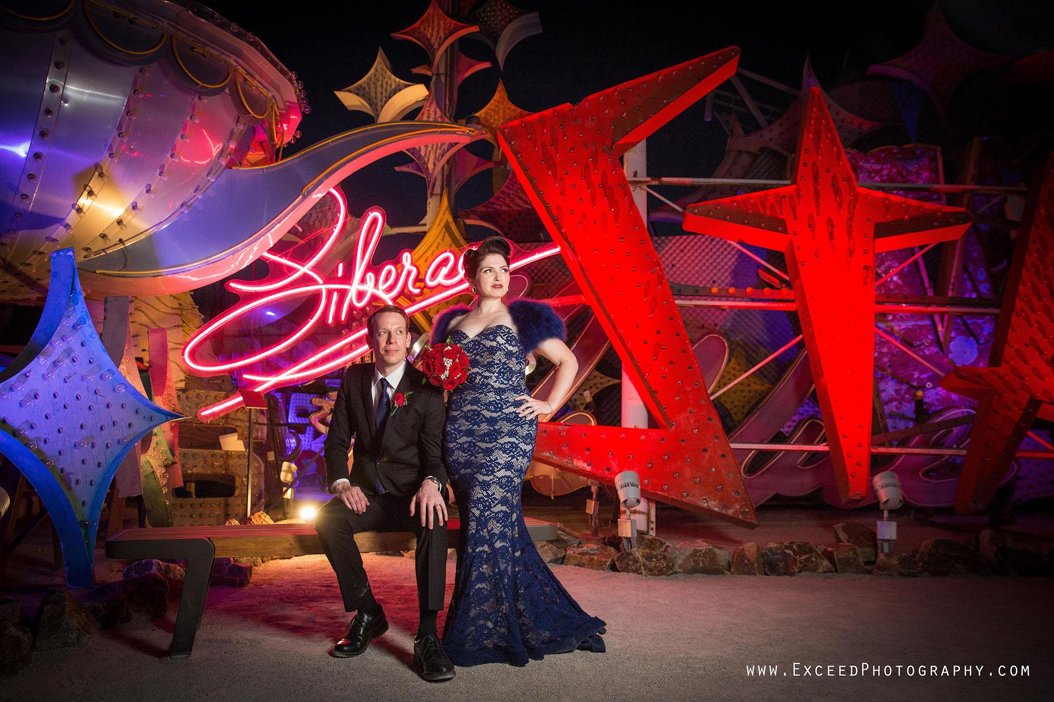 Vegas Weddings Valley Fire