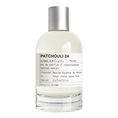 Fragrance Patchouli from Le Labo