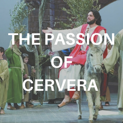 The Passion of Cervera