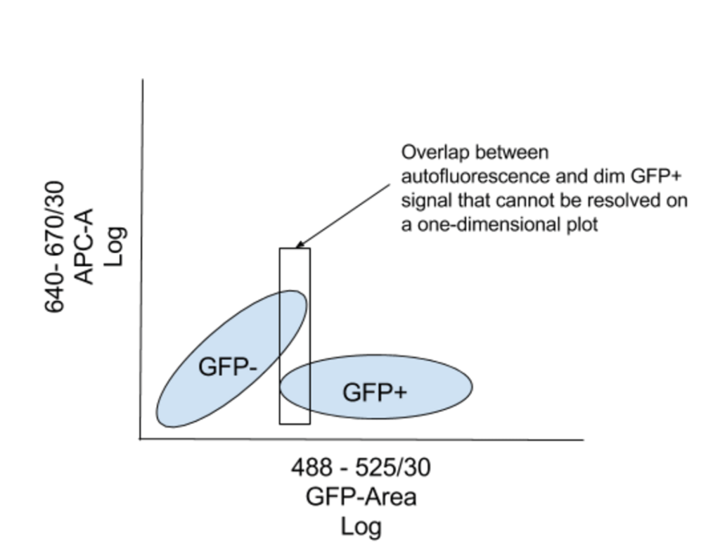 Flow Cytometry Dot Plot