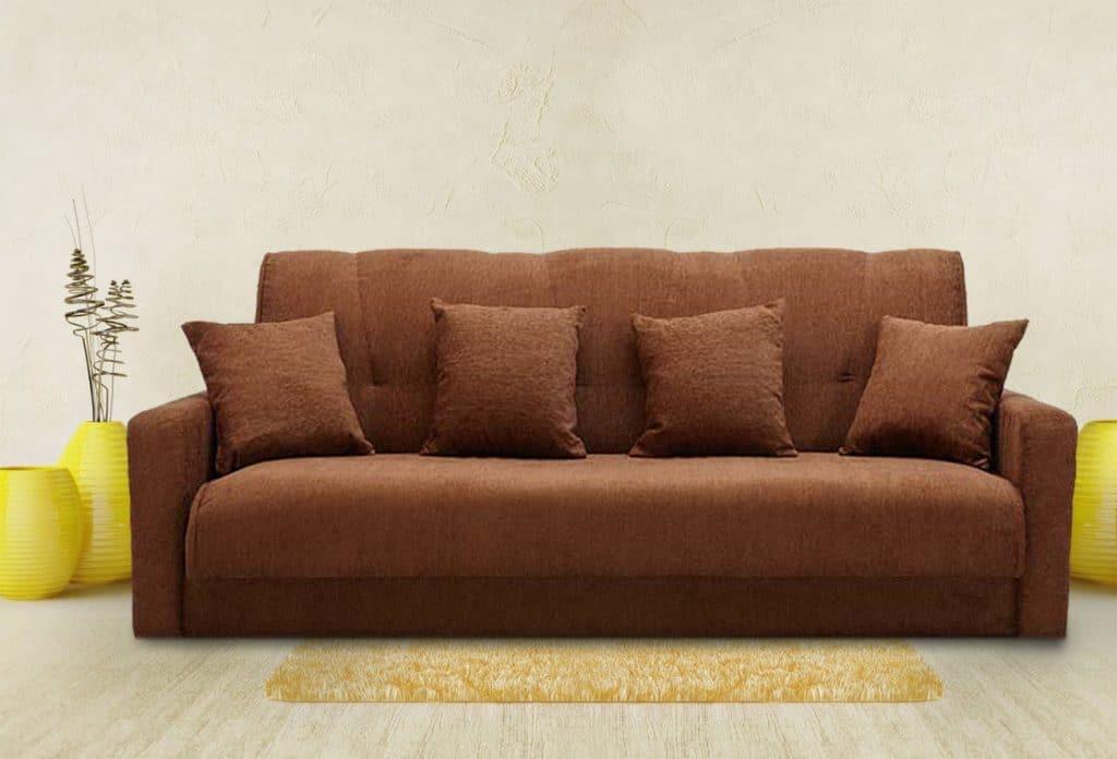 Монотонный диван