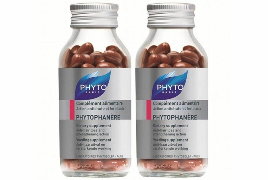 Phyto Phytophanere. Лучшие витамины для волос и ногтей и кожи