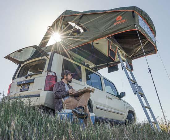 Car Jeep Tent