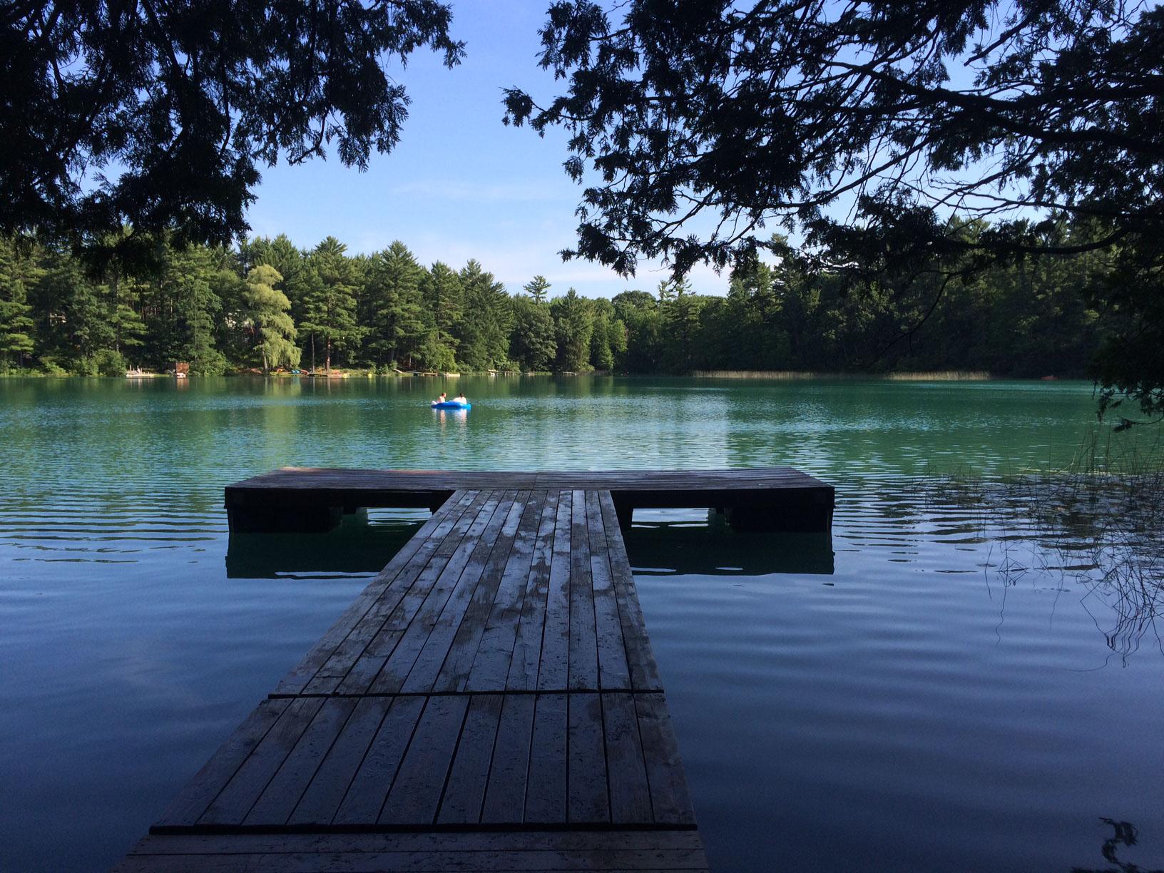 Waupaca's Lesser Known Swimming Spots