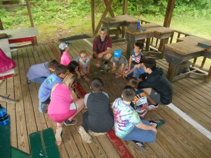 Maine Woods Adventure Path University Of Maine 4 H Camp
