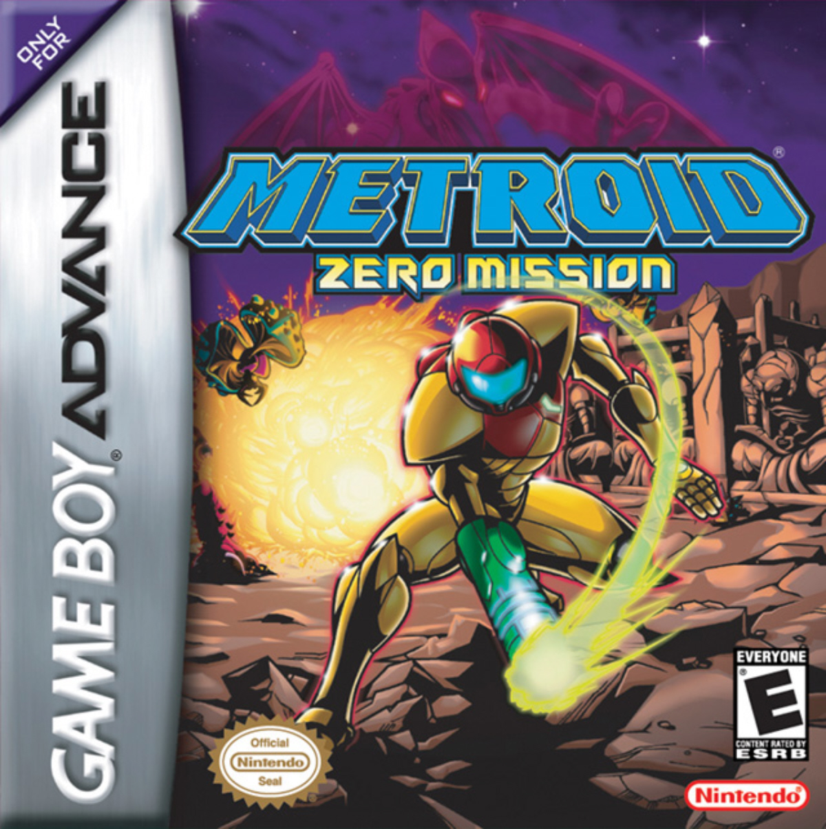 Metroid  Zero Mission   Extra Life Metroid  Zero Mission
