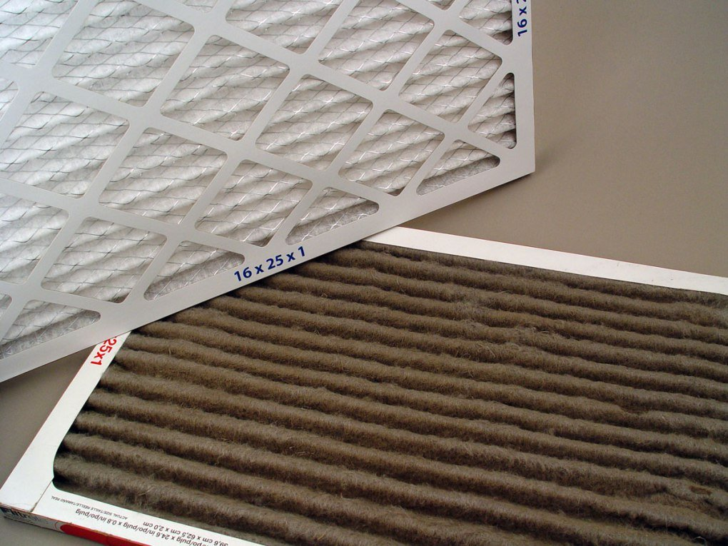 Furnace Air Filter Dirty Pics