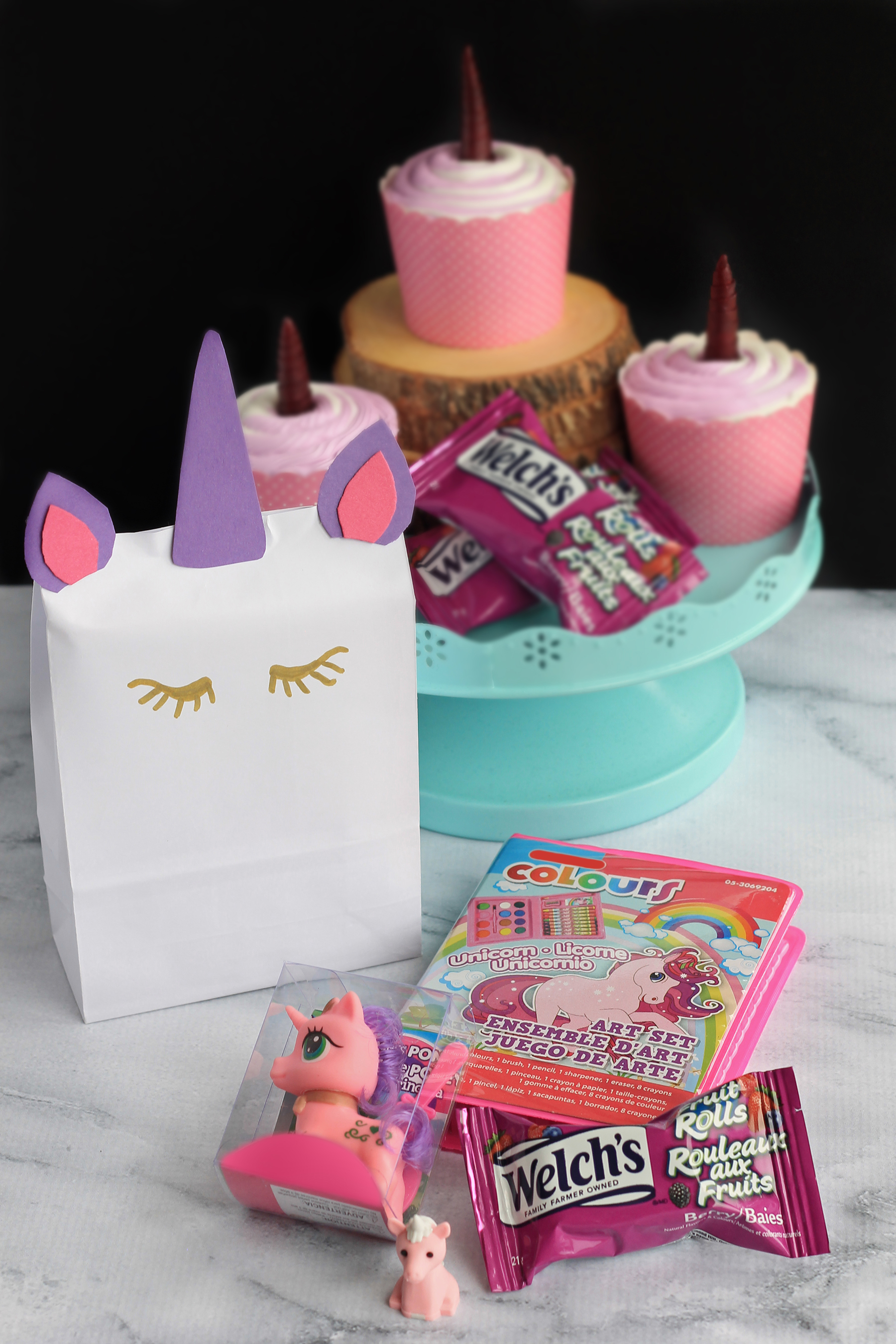 Unicorn Birthday Party With Welch S Fruit Rolls Extreme