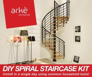 Diy Spiral Stairs Extreme How To | Installing Spiral Staircase To Basement | Steel | Stair Case | Handrail | Loft Staircase | Staircase Remodel