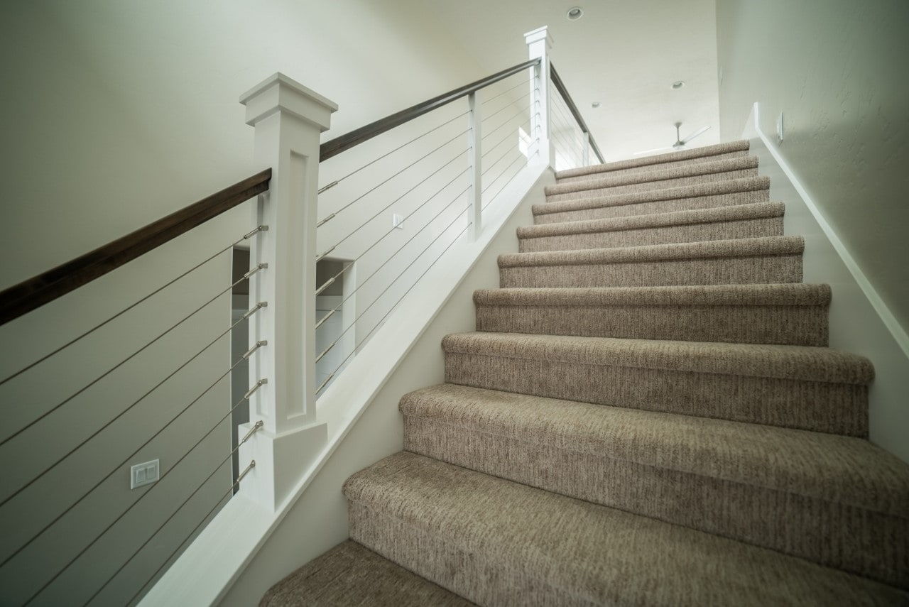 How To Build Stairs A Diy Guide Extreme How To   Stair Design For Small House Outside   Handrail   Front Elevation   Spiral Staircases   Concrete   Stair Railing