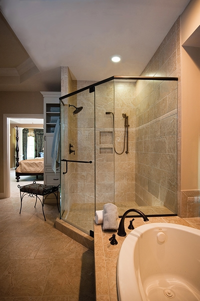 Installing A Glass Shower Stall Encolsure Extreme How To