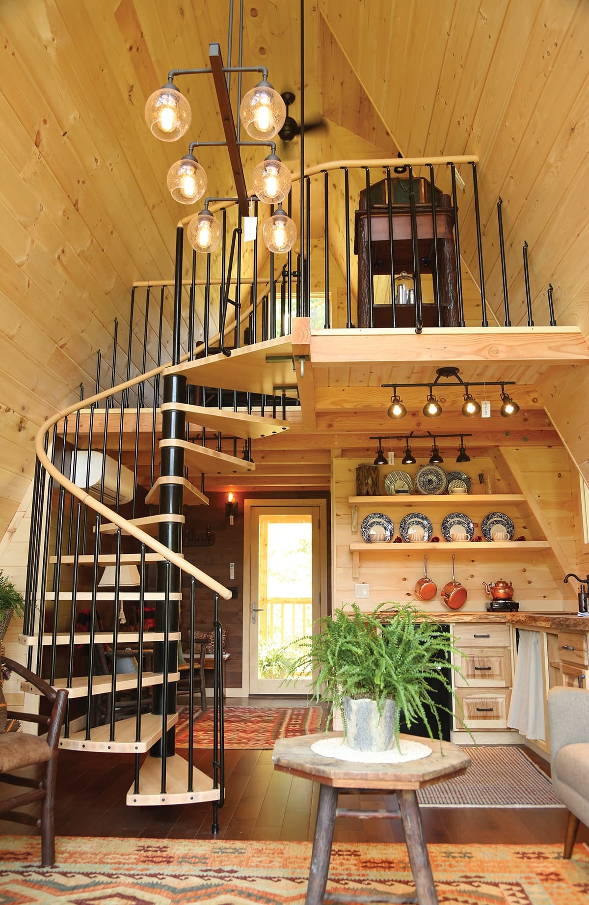 Adding A Spiral Staircase Extreme How To | 10 Foot Spiral Staircase | Reroute Galvanized | Lowes | Stair Kit | Winding Staircase | Staircase Kit