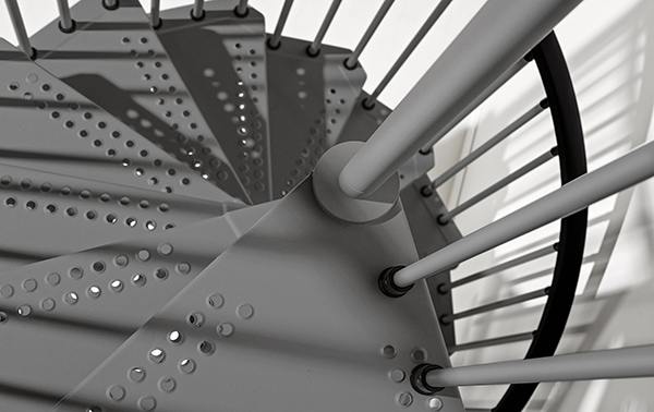 Adding A Spiral Staircase Extreme How To | Painting Metal Spiral Staircase | Handrail | Iron | Stair Treads | Steel | Staircase Kit