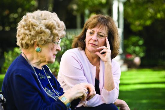 Talking Aging Parents