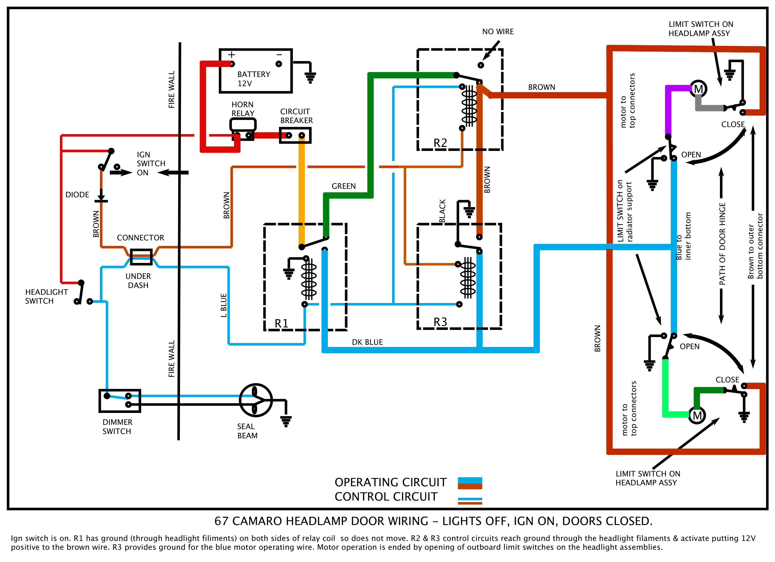 76 Camaro Wiring Diagram Wiring Diagram