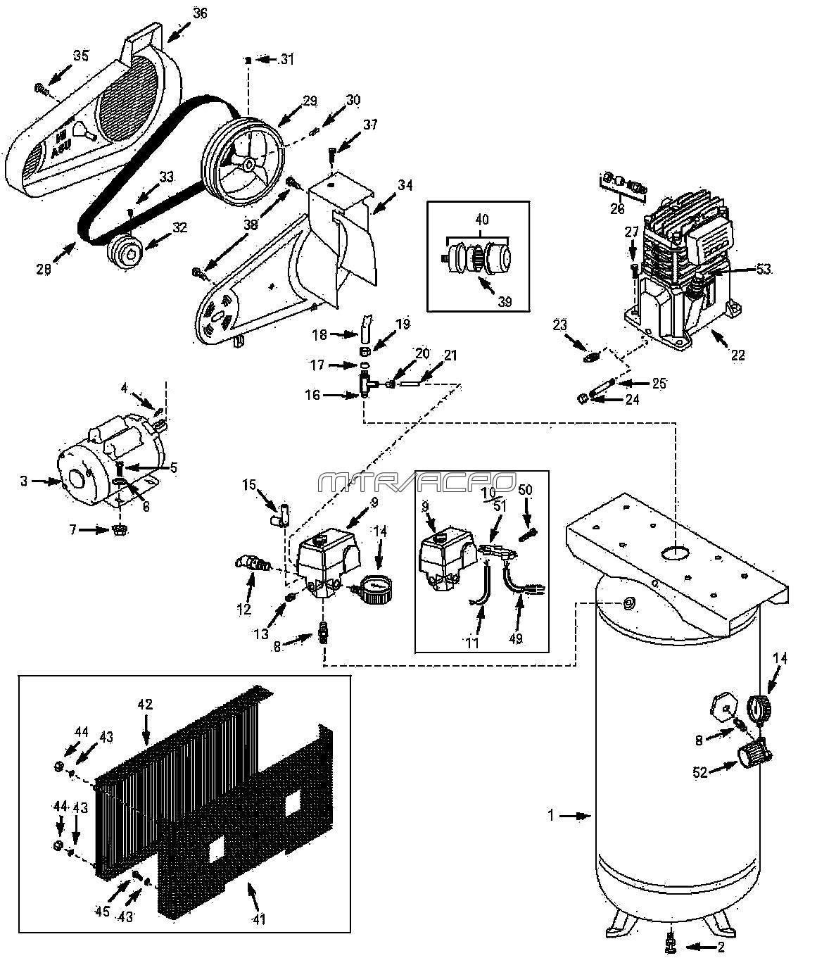 Husky air pressor wiring diagram collection wiring diagram s le rh faceitsalon husky riding mower deck