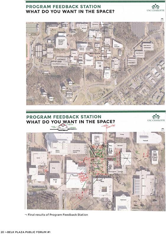 Charlotte Uncc Campus Map