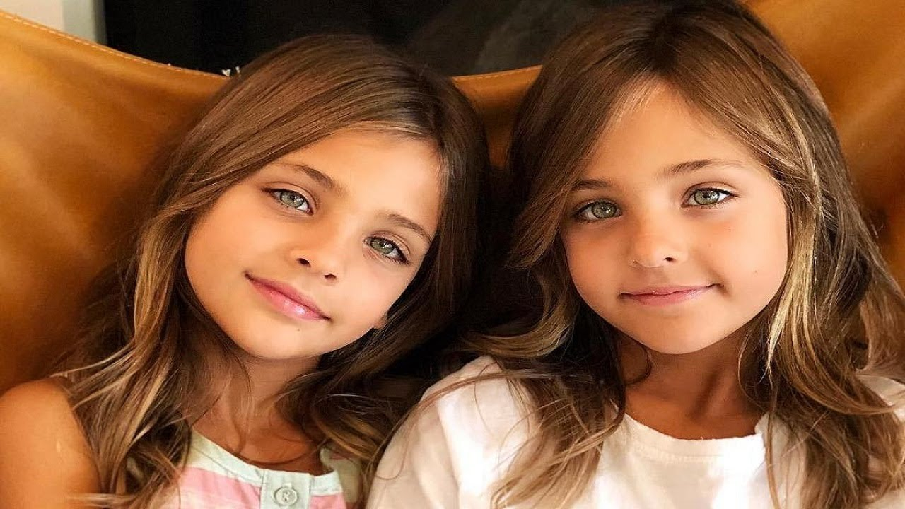 They Were Named The Most Beautiful Twins In The World ...