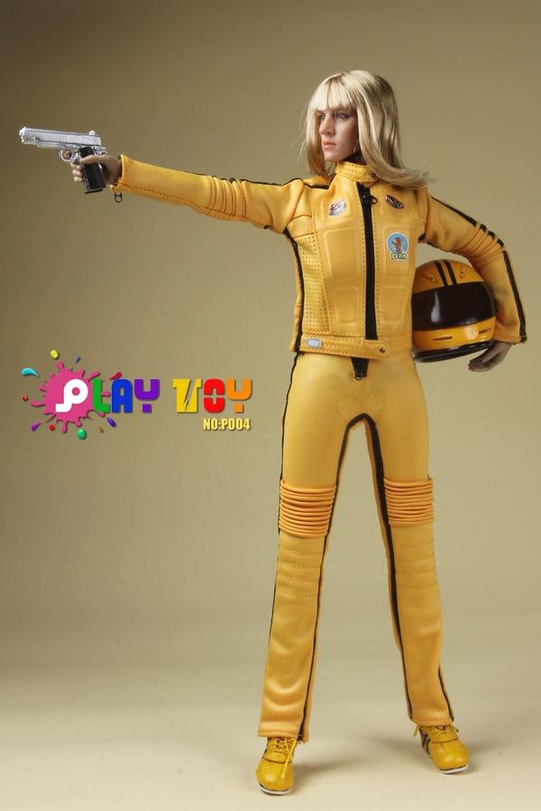 Play Toy Bride Killer Ver 2 0 Kill Bill 1 6 Figure