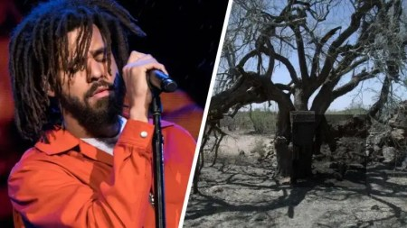 J. Cole's 'Javari,' The Cross, And The Lynching Tree