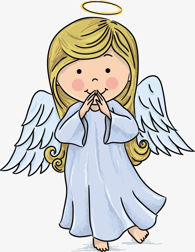 angel clipart free - 650×838