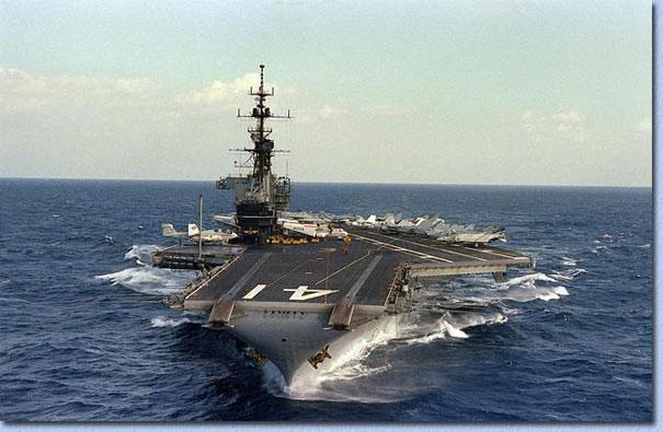 Enterprise 65 Uss Coral Cv Cv 41 Midway Uss Cv 43 Sea Uss