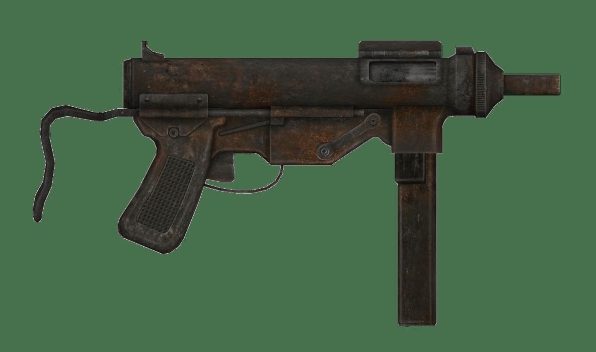 9mm Pistol Made Vegas