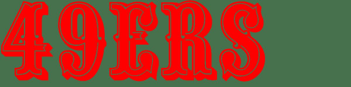 san francisco 49ers skull logo