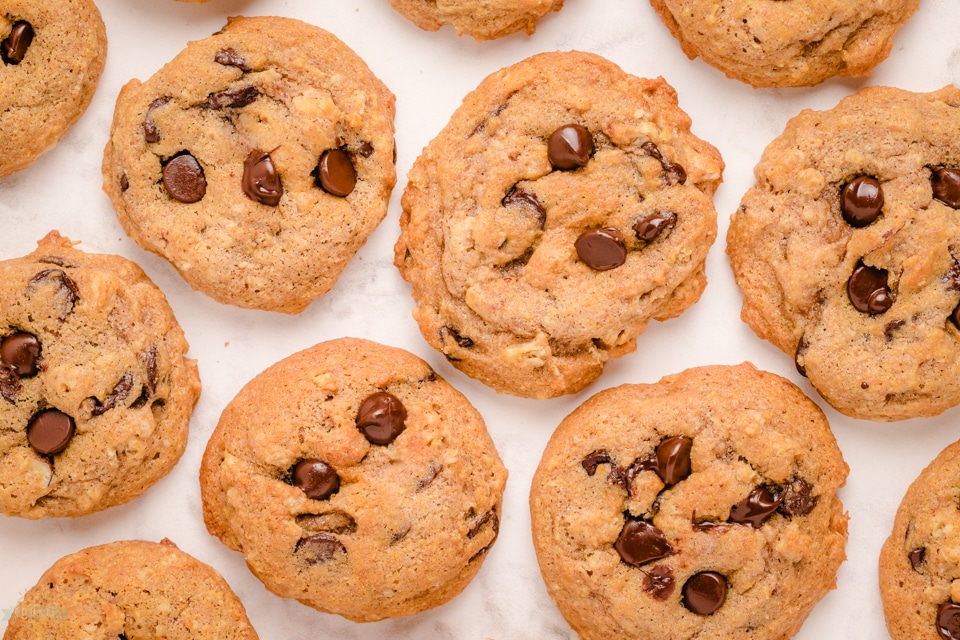 How to Make Breakfast Chocolate Chip Cookies