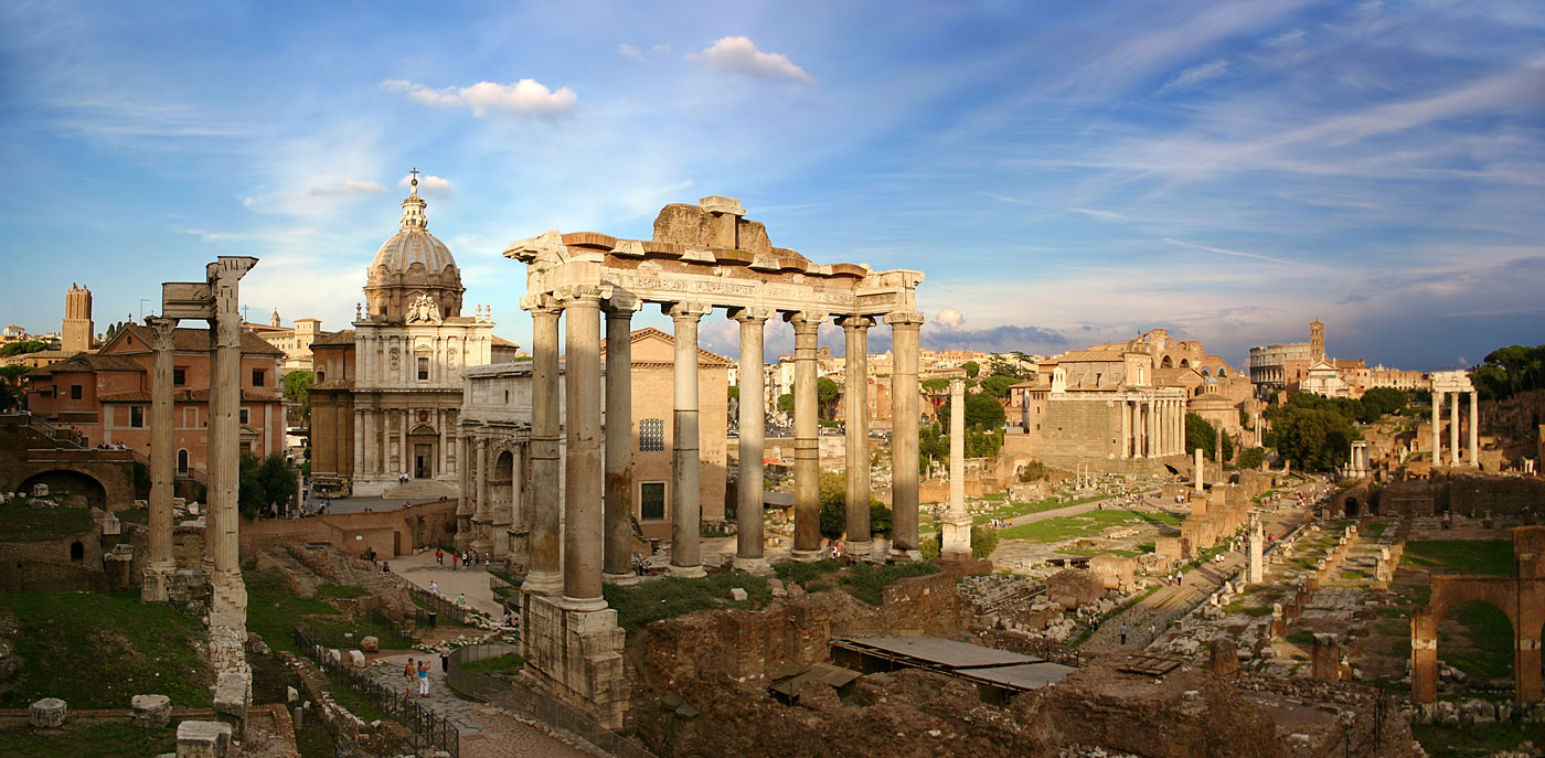 Roman Forum Location, Map, History & Pictures - Rome,